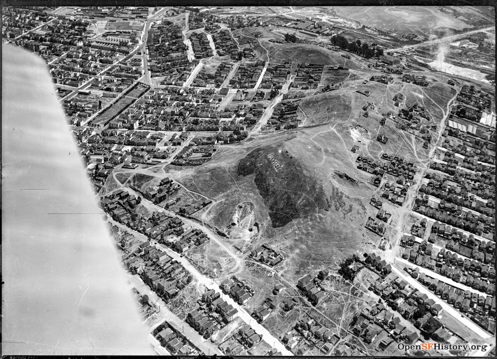 Bernal heights images opensf history images western - Limpressionnante residence bernal heights san francisco ...
