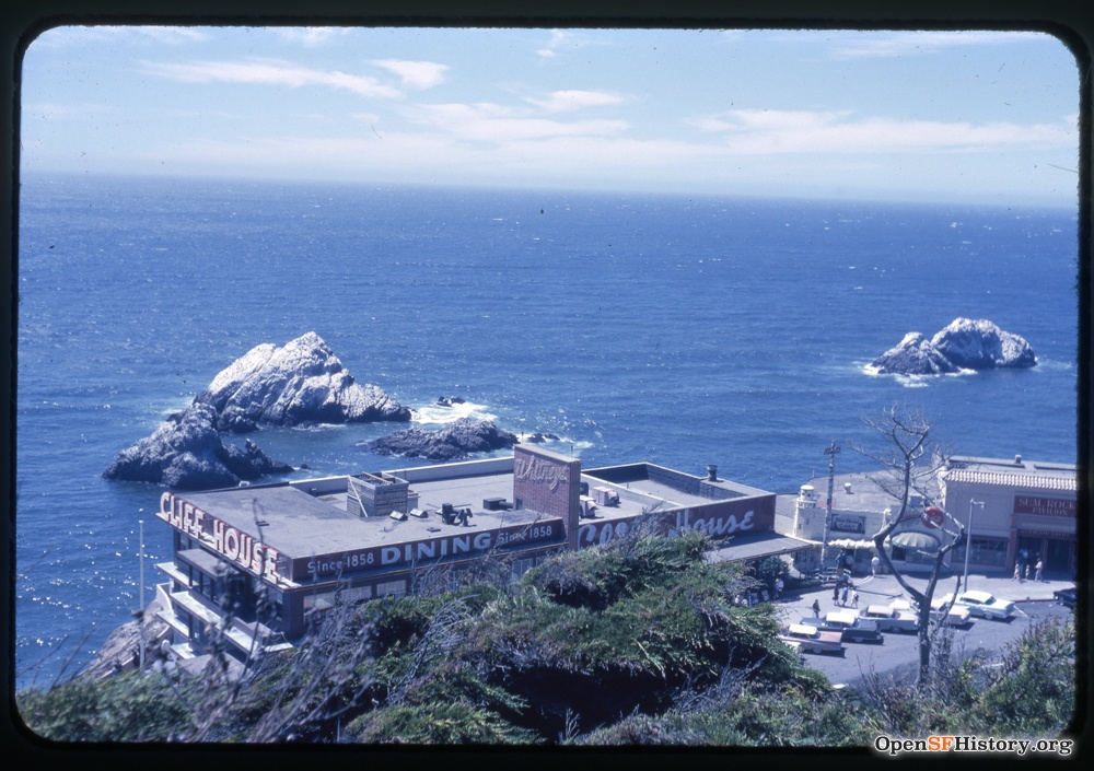 Cliff House Cafe Sf