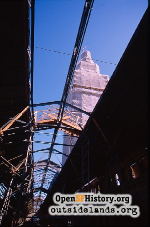 Ferry Building Renovation