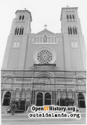 St. Anne's Church,1990s