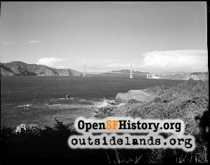 Golden Gate Panorama,1948