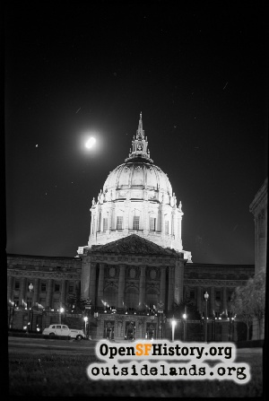 City Hall,Dec 1947