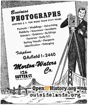 Morton-Waters Ad,1938