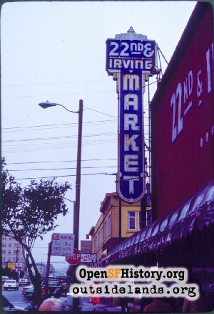 Irving near 22nd Ave,Oct 1980