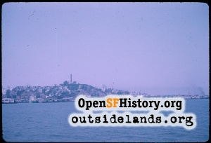 View from SF Bay,Jul 1956