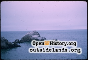 Seal Rocks,Jul 1956