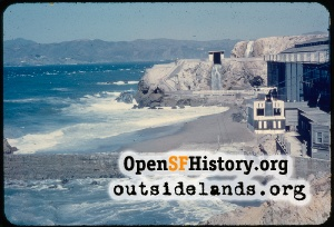 View from Cliff House,Jul 1956