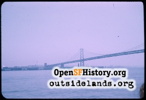 Bay Bridge,Jul 1956