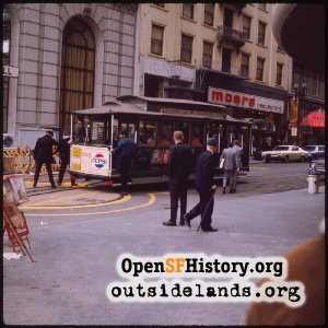 Powell & Market,Jun 1968