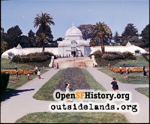 Conservatory of Flowers,1973