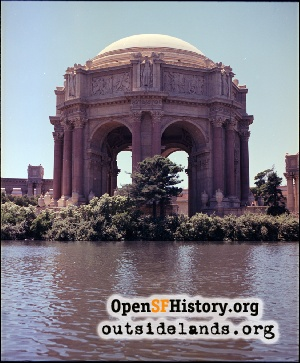 Palace of Fine Arts,1973