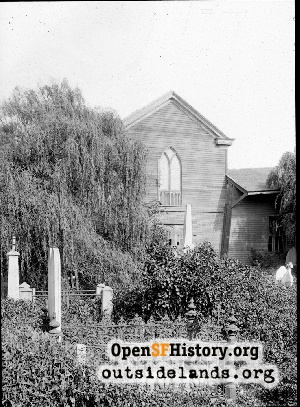 Mission Dolores,1901