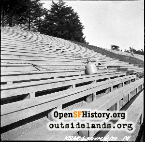 Kezar Stadium Under Construction