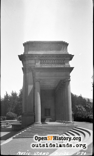 Golden Gate Park,1926