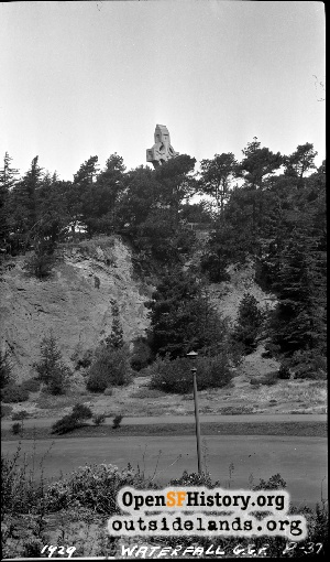 Golden Gate Park,1929