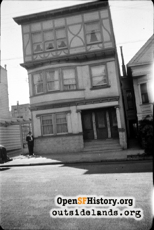 Unknown location, Sunset District,1930s