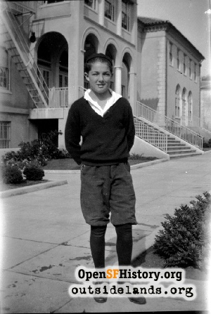 Unidentified Student,1920s