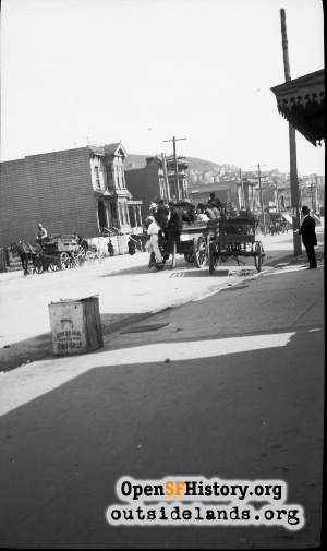 Valencia near 26th,1907
