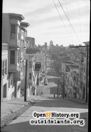 Kearny near Vallejo,1958