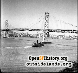 Bay Bridge,1939