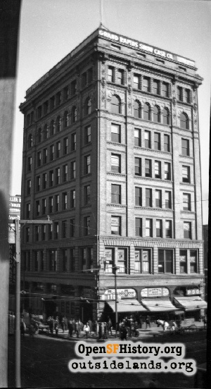 3rd & Mission,1910s