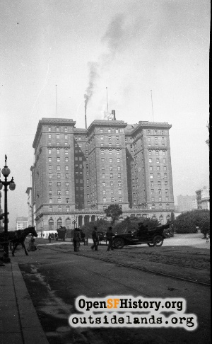 St. Francis Hotel,1910s