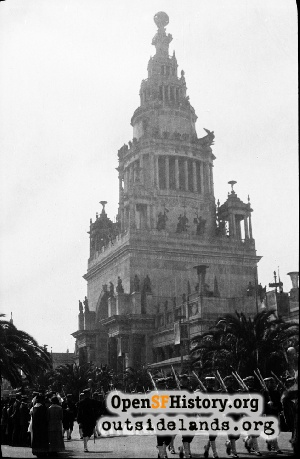 Tower of Jewels,1915