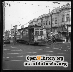 24th & Church,Nov 1948