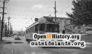 Taraval & 24th Ave,Sep 1949