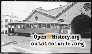 Oak & Broderick Barn,1940