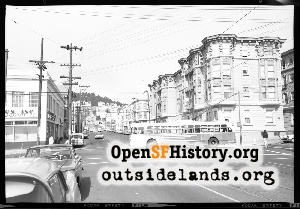 Church & Duboce,1971
