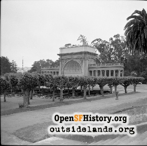 Golden Gate Park, Band Shell