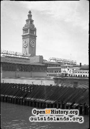 Ferry Building,1954