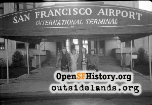 San Francisco Airport,1940