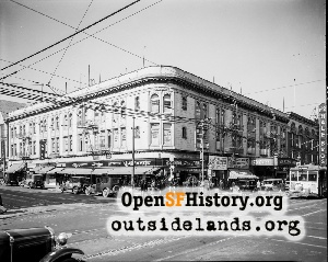 22nd & Mission,1932