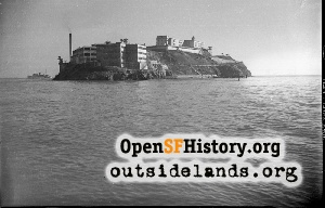Alcatraz from the Bay,1938