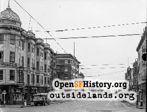 Howard & 6th St,1938