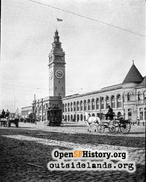 Ferry Building,1900