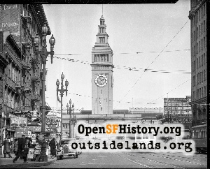 Ferry Building,1930s