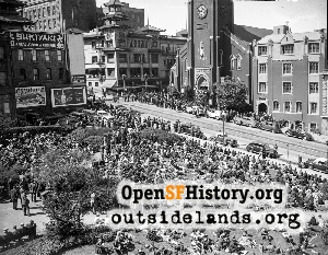 California near Grant,1940