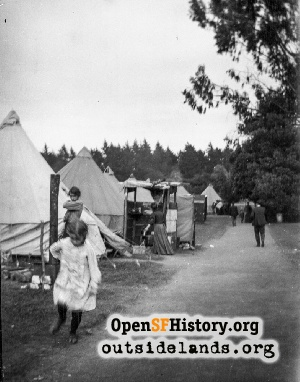 1906 Refugee Camp,1906