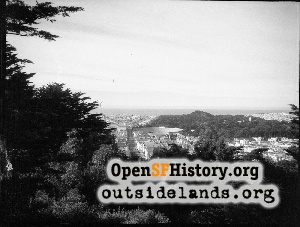View from Buena Vista Park,1948