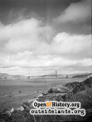 Golden Gate,1950s