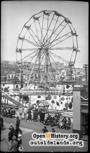 Playland at the Beach,1930c