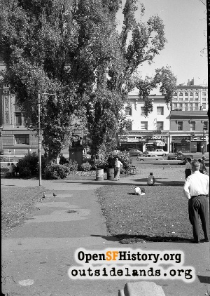 Portsmouth Square,1959