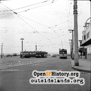 Cabrillo & Great Highway,1950