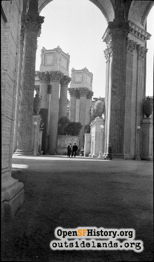 Palace of Fine Arts,1915