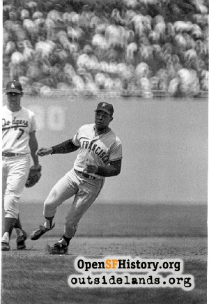 Willie Mays,1968