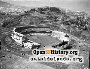 Candlestick Park Construction