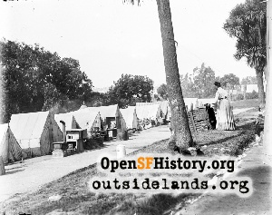 Refugee Camp,1906
